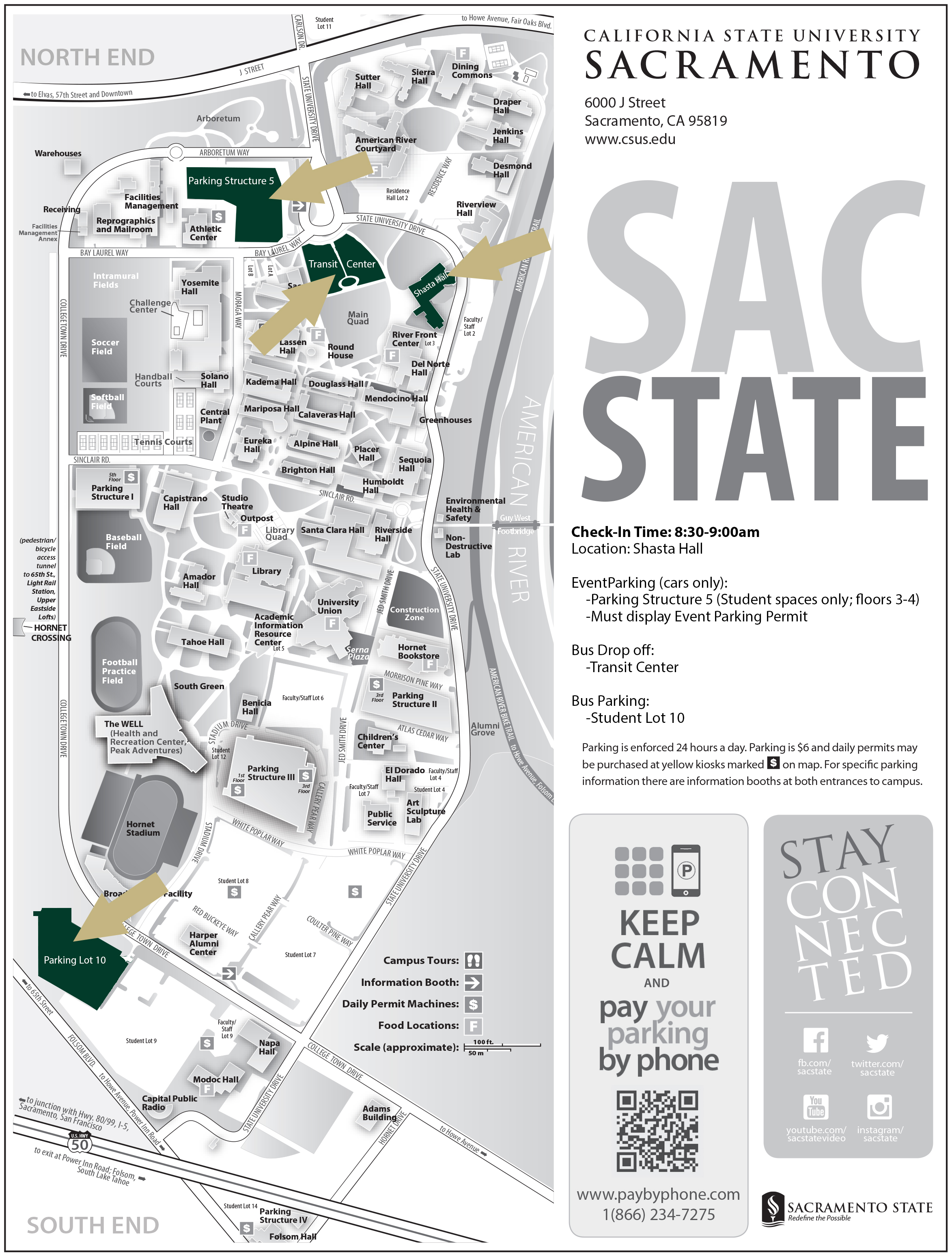 Sac State Campus Map Missoula Map Gold Map Olympics